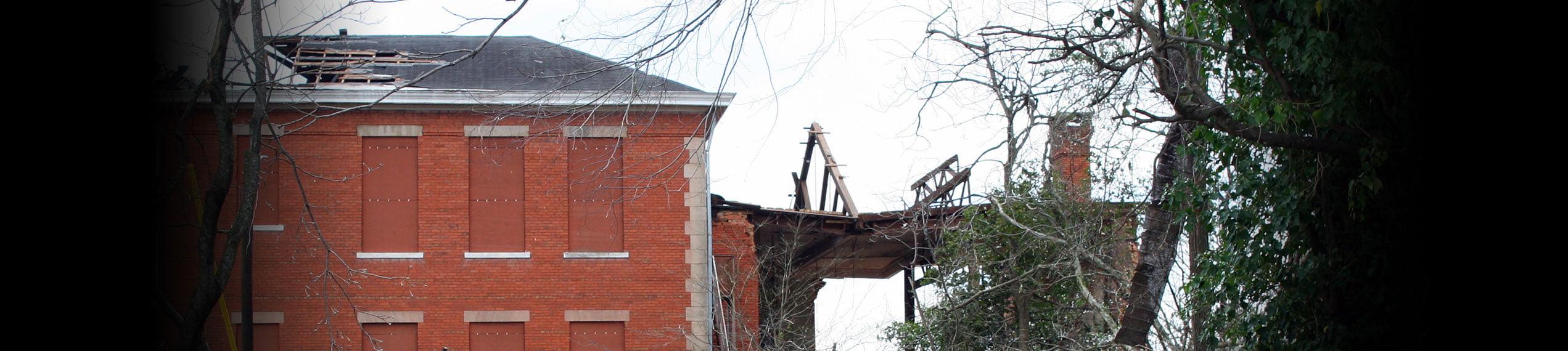 Property damage emergency?