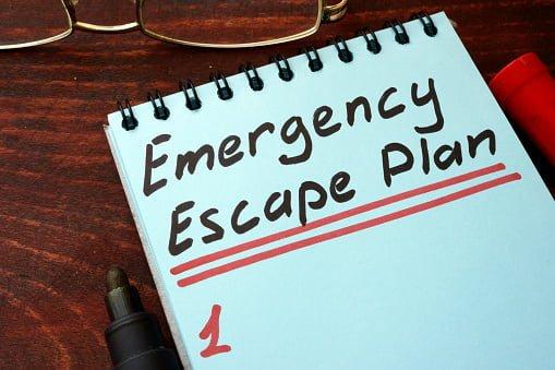 Emergency Escape Plan